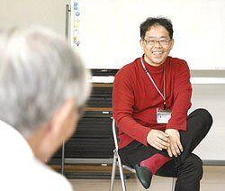 講師 西山良孝さん